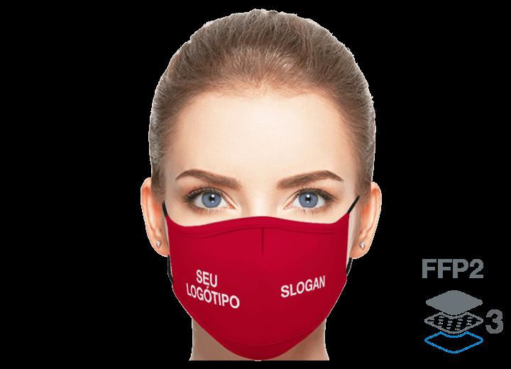 Sky Xtra - Máscaras reutilizáveis personalizadas