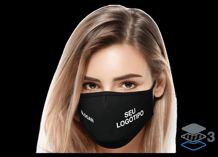 Sky - Máscaras de proteção personalizadas