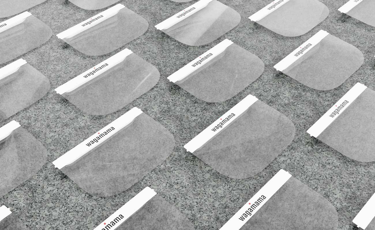Barrier - Viseira facial personalizada