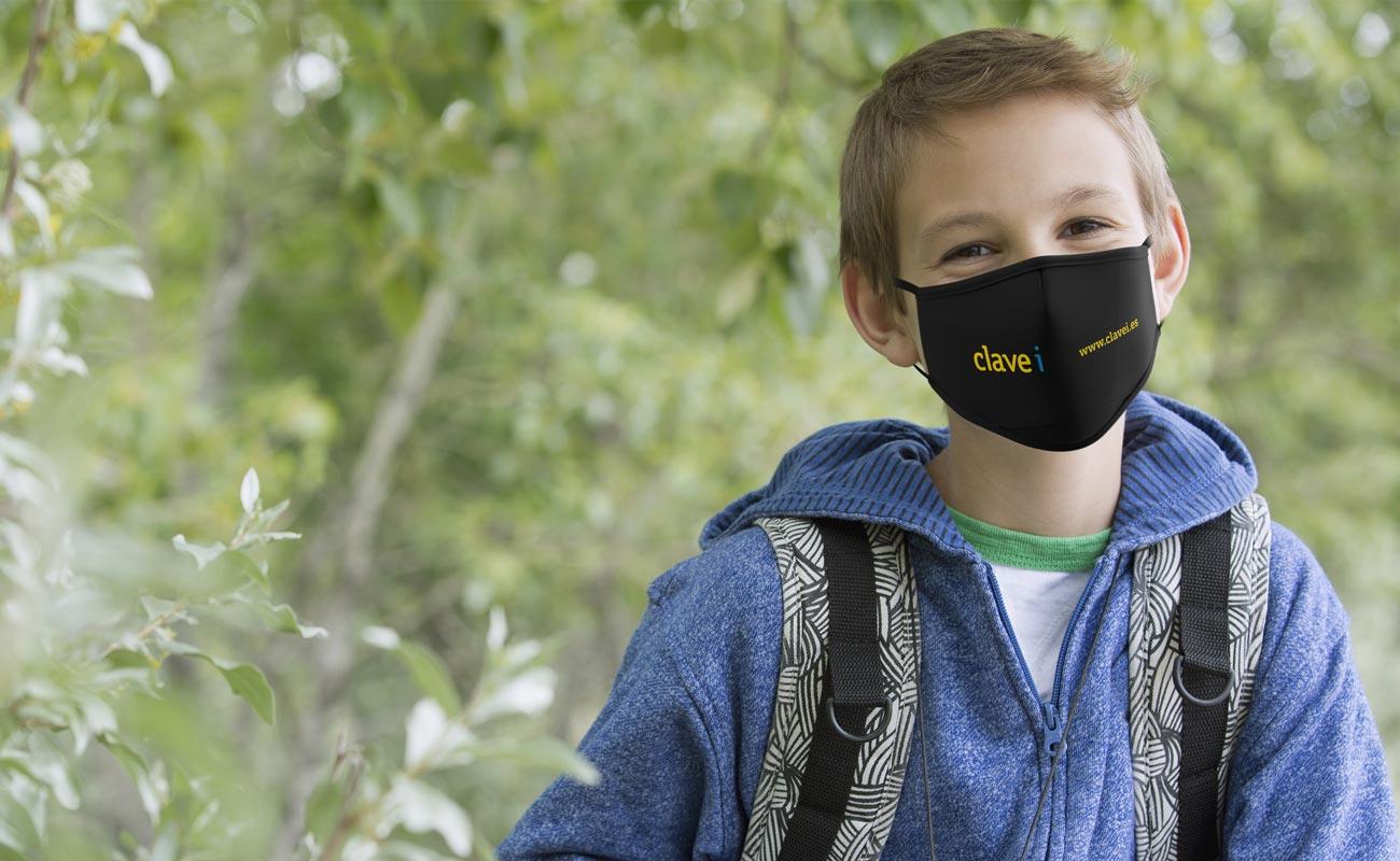 Junior - Máscaras de proteção personalizadas