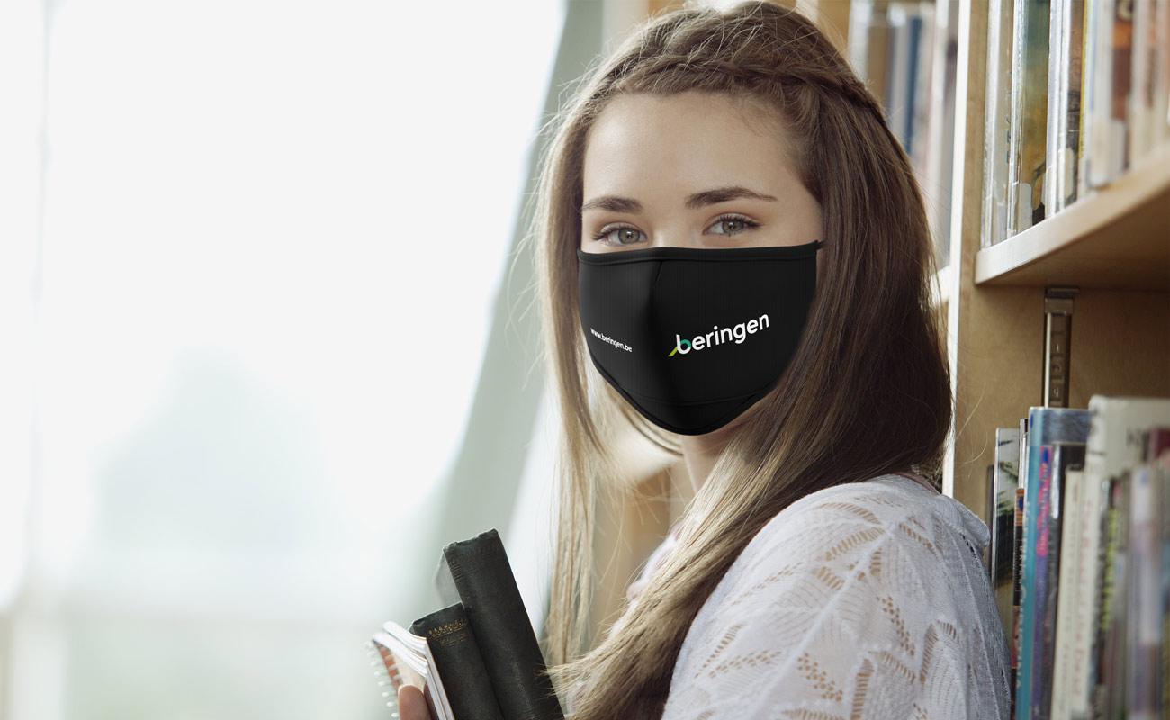 Junior - Máscaras personalizáveis