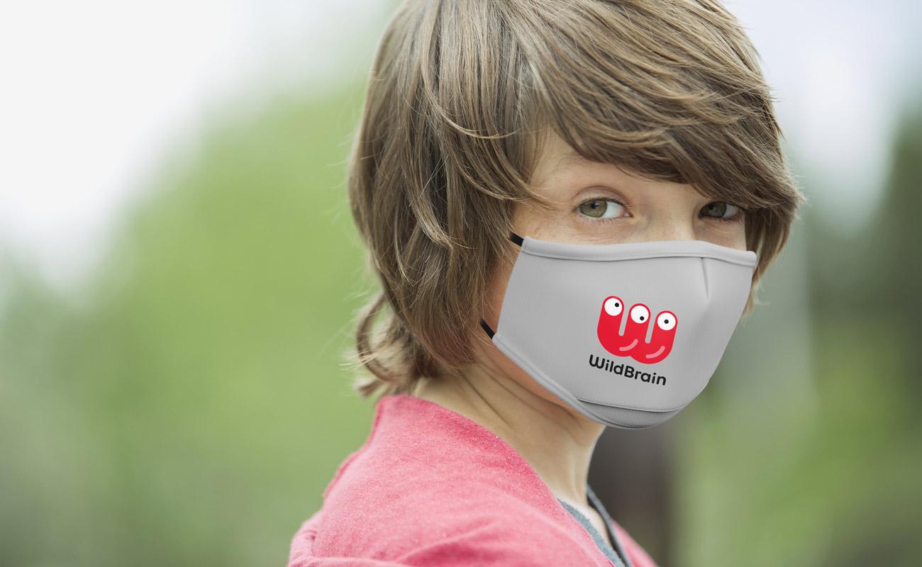 Junior - Máscaras de proteção personalizáveis