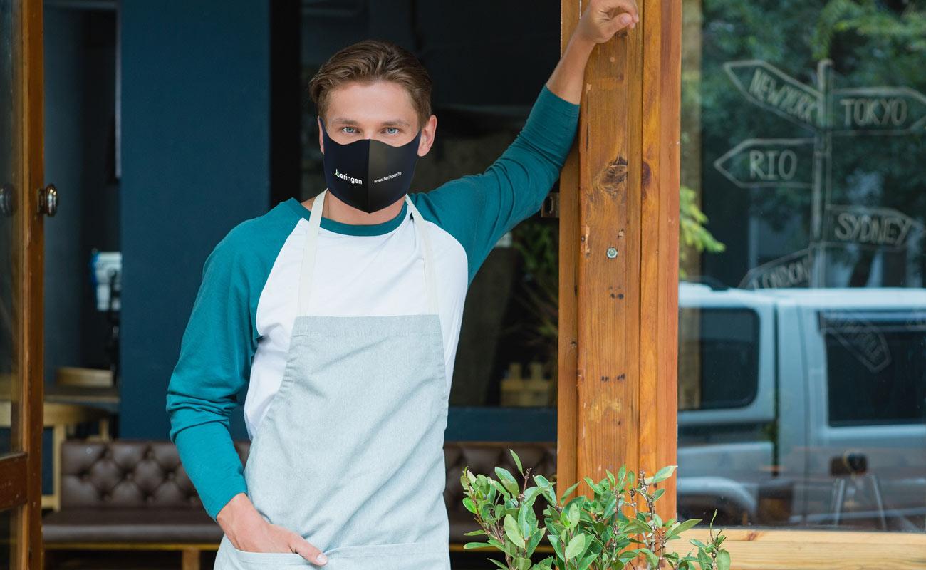 Neo - Máscaras de proteção personalizáveis