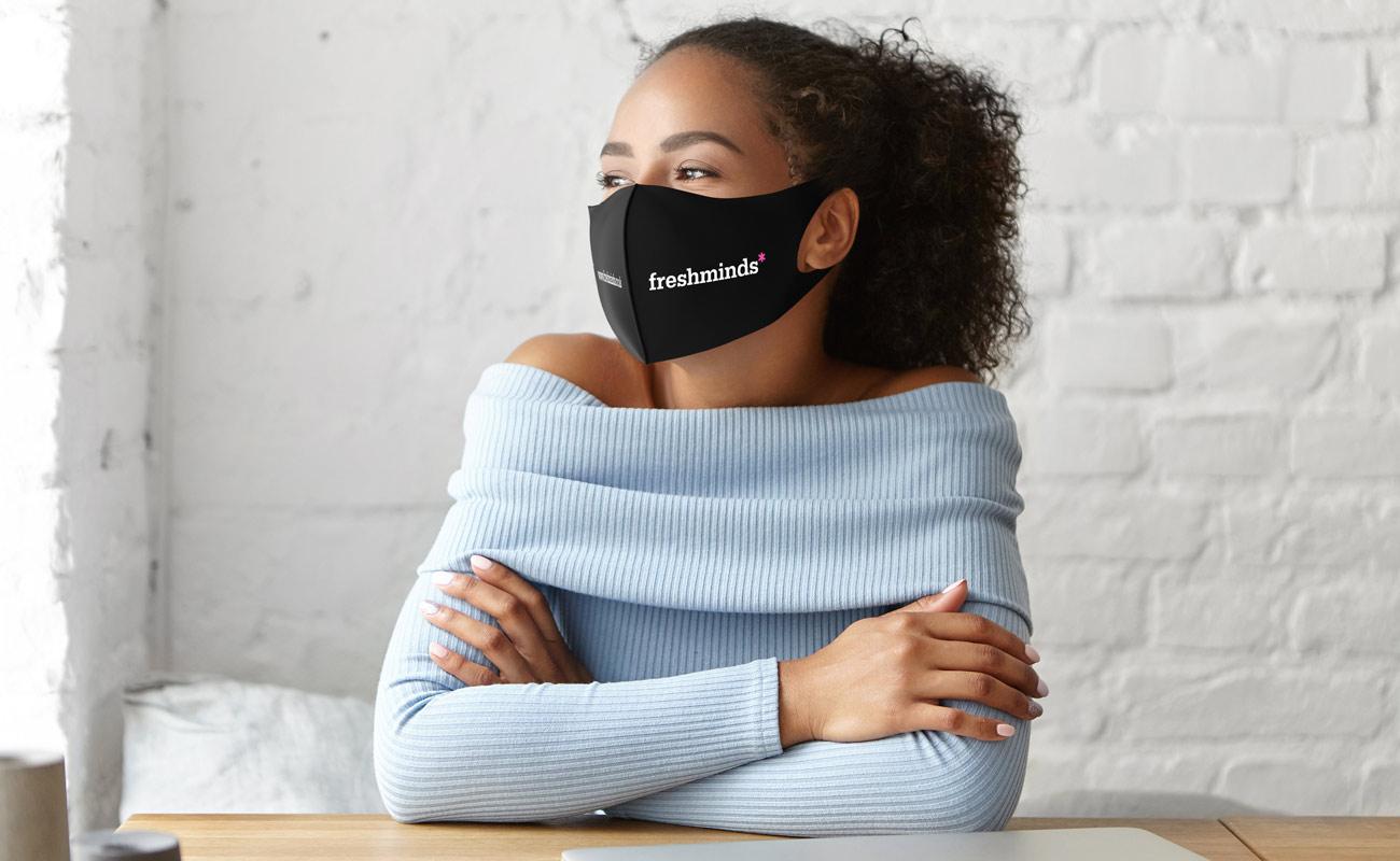 Neo - Máscaras reutilizáveis personalizáveis