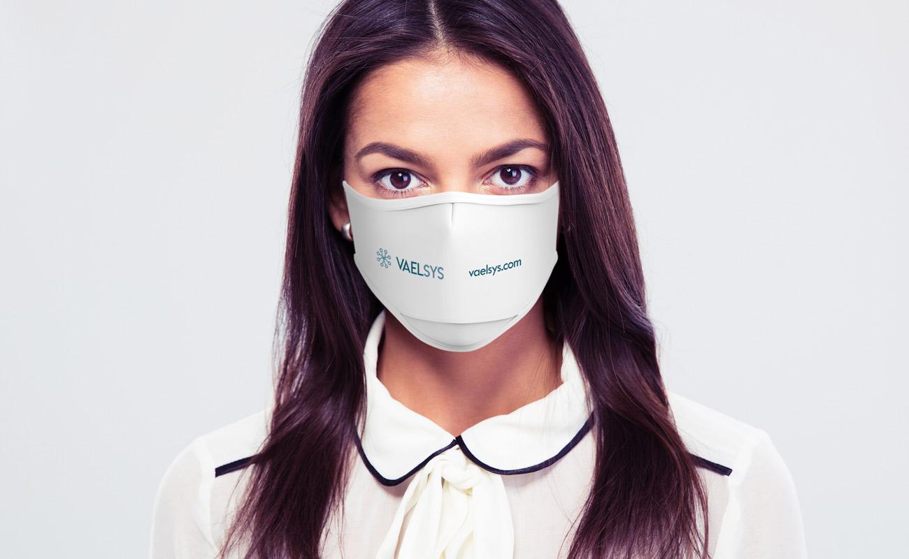 Sky Xtra - Máscaras de proteção personalizadas