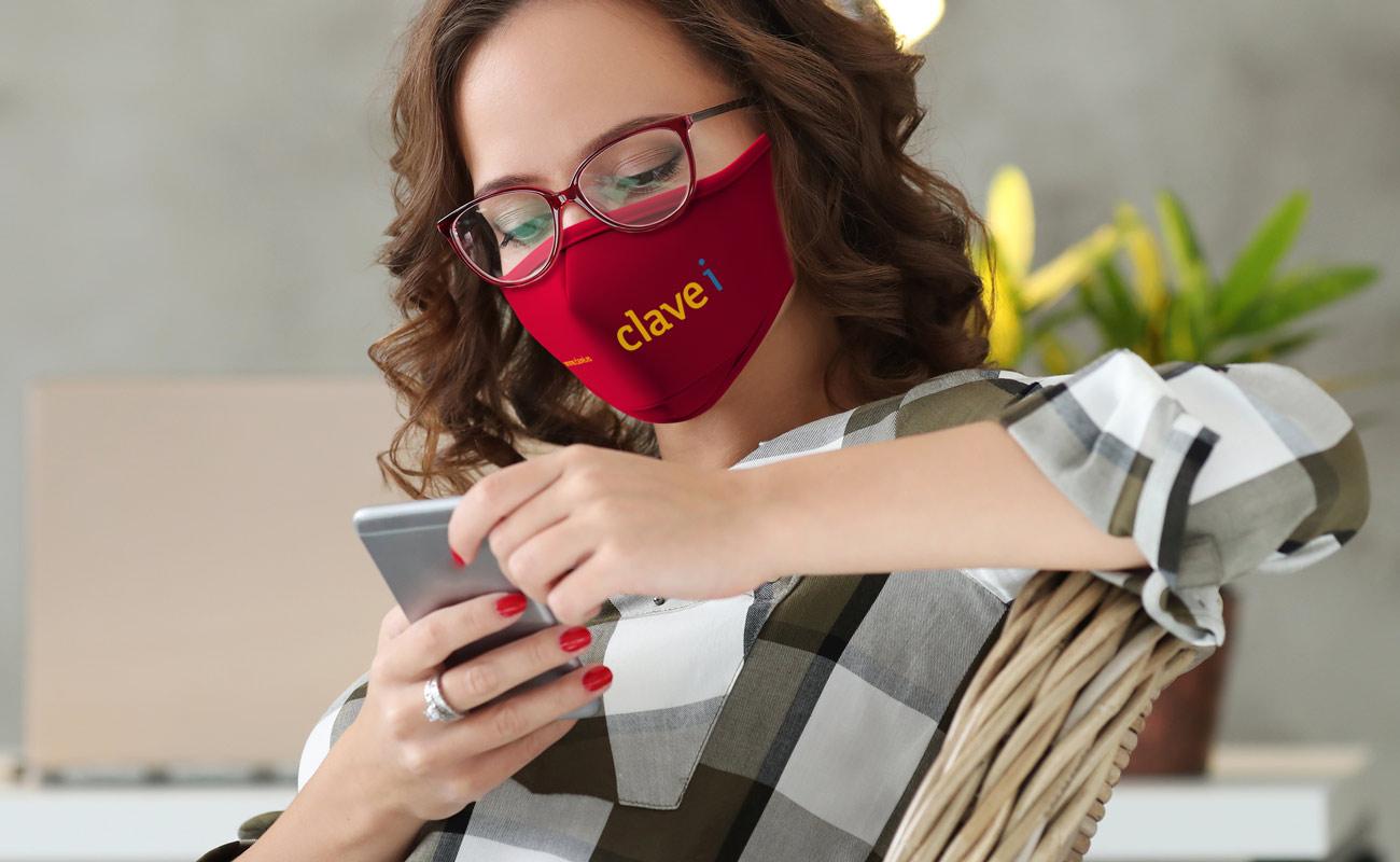 Sky Xtra - Máscaras de proteção personalizáveis