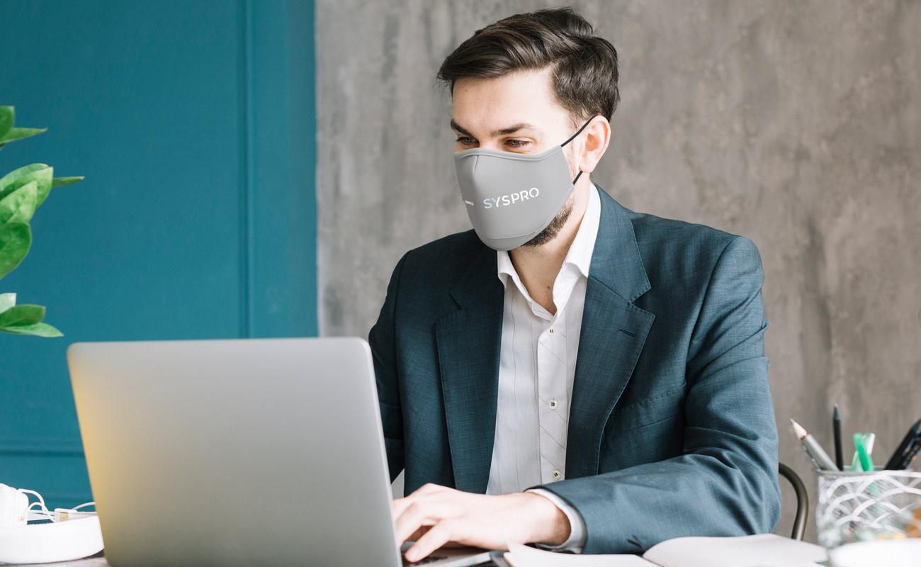 Sky Xtra - Máscaras com logótipo