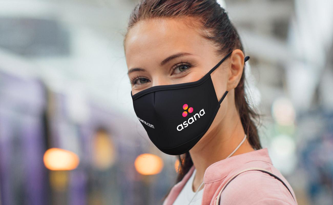 Sky iON - Máscaras de proteção personalizadas