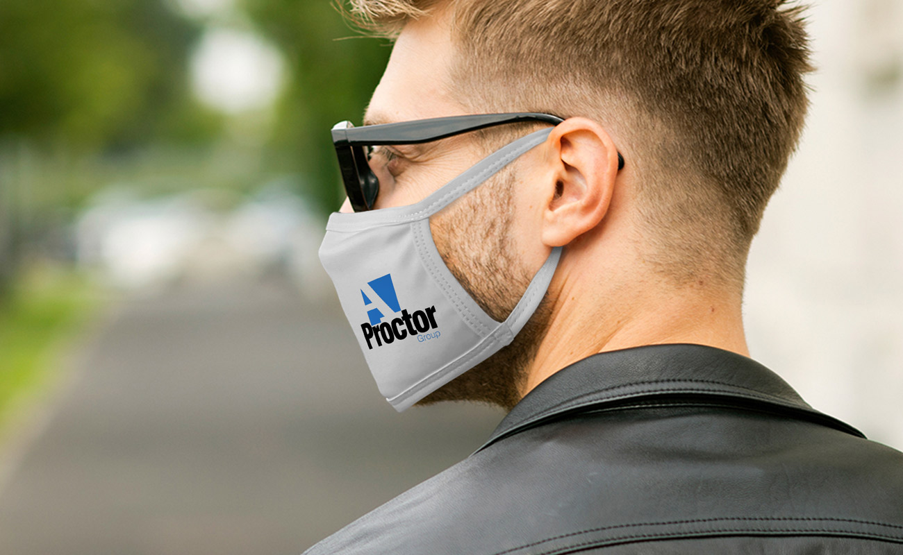 Ultra - Máscaras de proteção personalizáveis