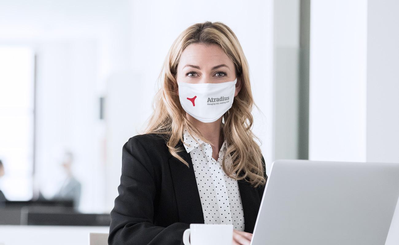 Ultra - Máscaras reutilizáveis personalizáveis
